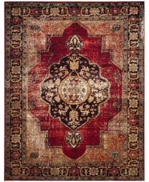 Safavieh Vintage Hamadan Red and Multi 12' x 18' Area Rug Product Image