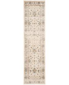 "Safavieh Persian Garden Vintage Ivory 2'2"" X 8' Runner Area Rug"