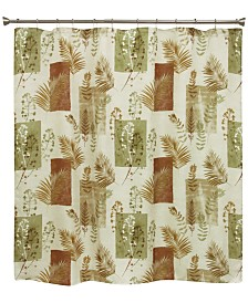 "Bacova Taylor 70"" x 84"" Long Shower Curtain"