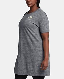 Nike Plus Size Sportswear Gym Vintage Dress