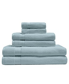 6-Pc. Organic Cotton Towel Set
