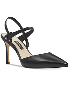 Nine West Emme Halter Pumps