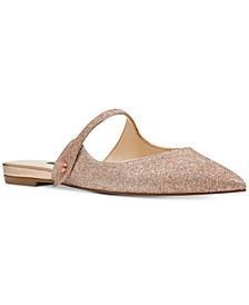 Camila Slip-On Mary Jane Flats