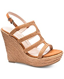 Milla Wedge Sandals