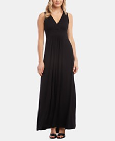 Karen Kane Sleeveless Empire-Waist Maxi Dress, A Macy's Exclusive