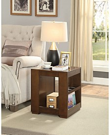 Pisanio End Table (Stationary)