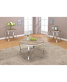 Malai 3-Piece Coffee/End Table Set