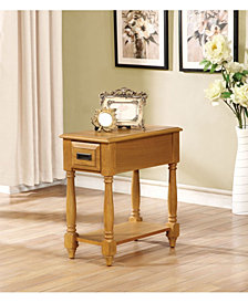 Qrabard Side Table