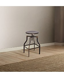 Xena Swivel Adjustable Stool