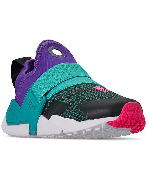 c15d536add2c Nike Boys  Huarache Extreme Now Casual Sneakers from Finish Line ...