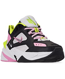 huge selection of 6c362 fc8fa Nike Womens M2K Tekno Casual Sneakers from Finish Line
