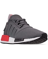 hot sale online f7f91 cefcf adidas Men s NMD R1 Casual Sneakers from Finish Line