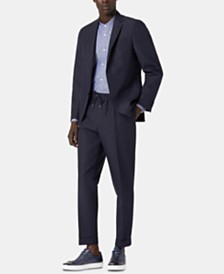 BOSS Men's Nelven Travel Line Slim-Fit Jacket