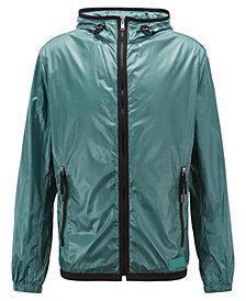 BOSS Men's Colys Hooded Windbreaker Jacket