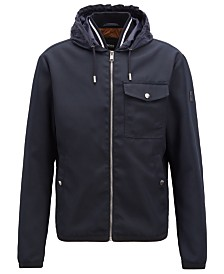 BOSS Men's Celler Relaxed-Fit Jacket