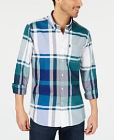 Barbour Men's Classic Fit Highland Plaid Shirt