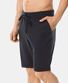Michael Kors Men's Micro French Terry Pajama Shorts