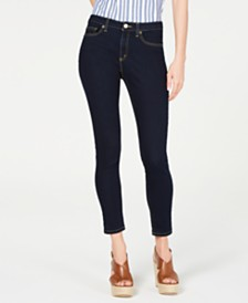 Michael Michael Kors High-Rise Stretch Skinny Jean
