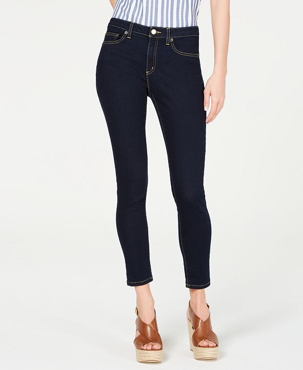 Michael Kors High-Rise Stretch Skinny Jean, in Regular & Petite Sizes