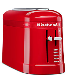 KitchenAid® 100 Year Limited Edition Queen of Hearts 2-Slice Toaster KMT3115QHSD