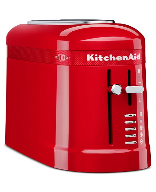 KitchenAid KMT3115QHSD 100 Year Limited Edition Queen of Hearts 2-Slice Toaster