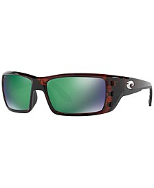 Polarized Sunglasses, PERMIT 62