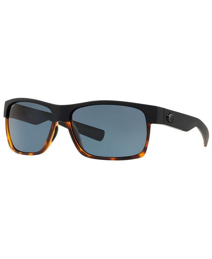 Costa Del Mar - Polarized Sunglasses, HALF MOON 60