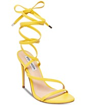 52bf722bb Steve Madden Women s Amberlyn Tie-Up Dress Sandals. Quickview. 4 colors
