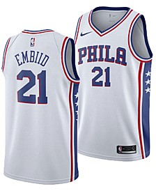 Men's Joel Embiid Philadelphia 76ers Association Swingman Jersey