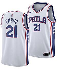 Men's Joel Embiid Philadelphia 76ers Association Swingman Jersey