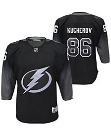 Big Boys Nikita Kucherov Tampa Bay Lightning Alternate Player Replica Jersey