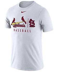 Nike Men's St. Louis Cardinals Dri-FIT Practice T-Shirt
