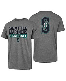 '47 Brand Men's Seattle Mariners Rival Bases Loaded T-Shirt