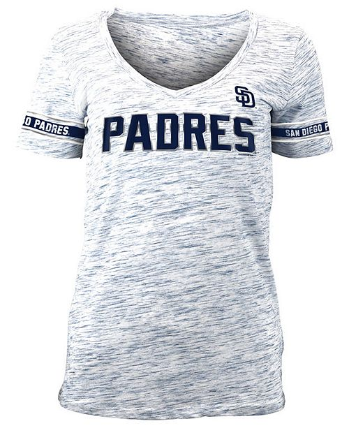 competitive price b57a9 d81f0 Women's San Diego Padres Space Dye T-Shirt
