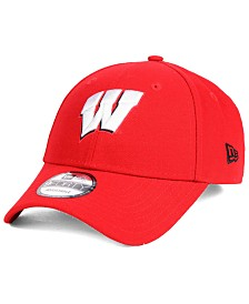 New Era Wisconsin Badgers League 9FORTY Adjustable Cap