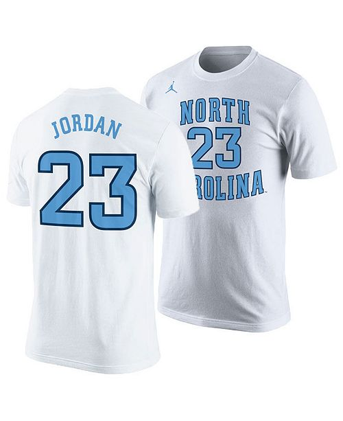 Jordan Men's Michael Jordan North Carolina Tar Heels Future Star Replica T-Shirt