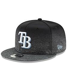 Boys' Tampa Bay Rays Lil Fade 9FIFTY Snapback Cap
