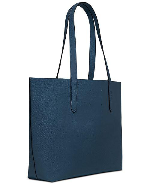 COACH Highline Crossgrain Leather Tote   Reviews - Handbags ... daf4b3383df44