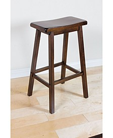 "Gaucho 29"" Bar Stool (Set of 2)"