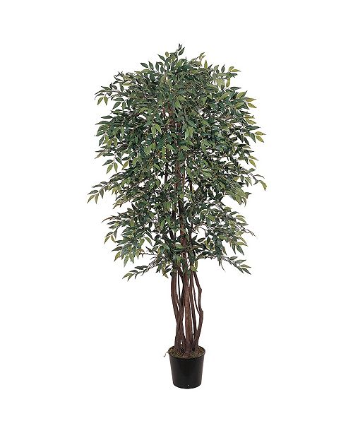 Nearly Natural 6' Smilax Faux Silk Tree
