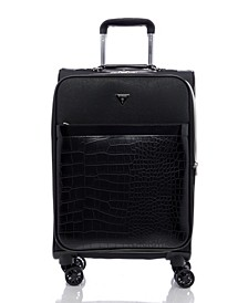 """Fashion Travel Zelzah 20"""" Spinner Upright Luggage"""