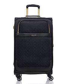 "GUESS Fashion Travel Bellarini 24""Spinner Upright Luggage"