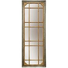 Window Panel Wall Mirror