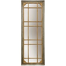 StyleCraft Window Panel Wall Mirror