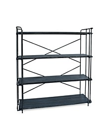 Yorktown 4-Tier Shelf, Quick Ship