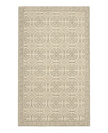 Bale Stonewash Printed Cotton Accent Rug Collection