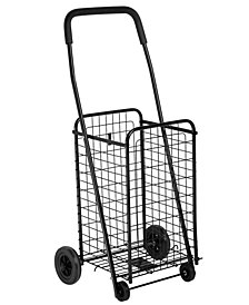 Honey Can Do Rolling Utility Cart, 4 Wheel