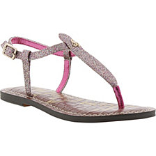 Sam Edelman Little & Big Girls Gigi Charm Sandal