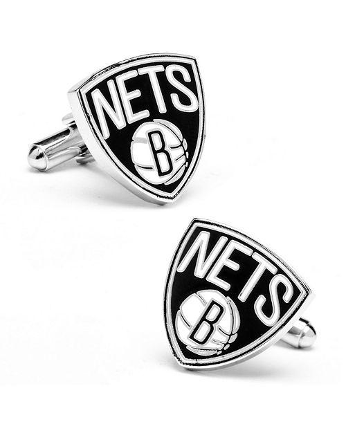 Cufflinks Inc. Brooklyn Nets Cufflinks