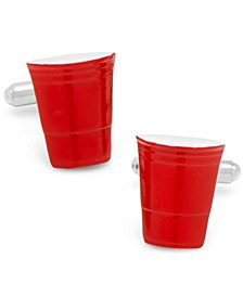 Party Cup Cufflinks